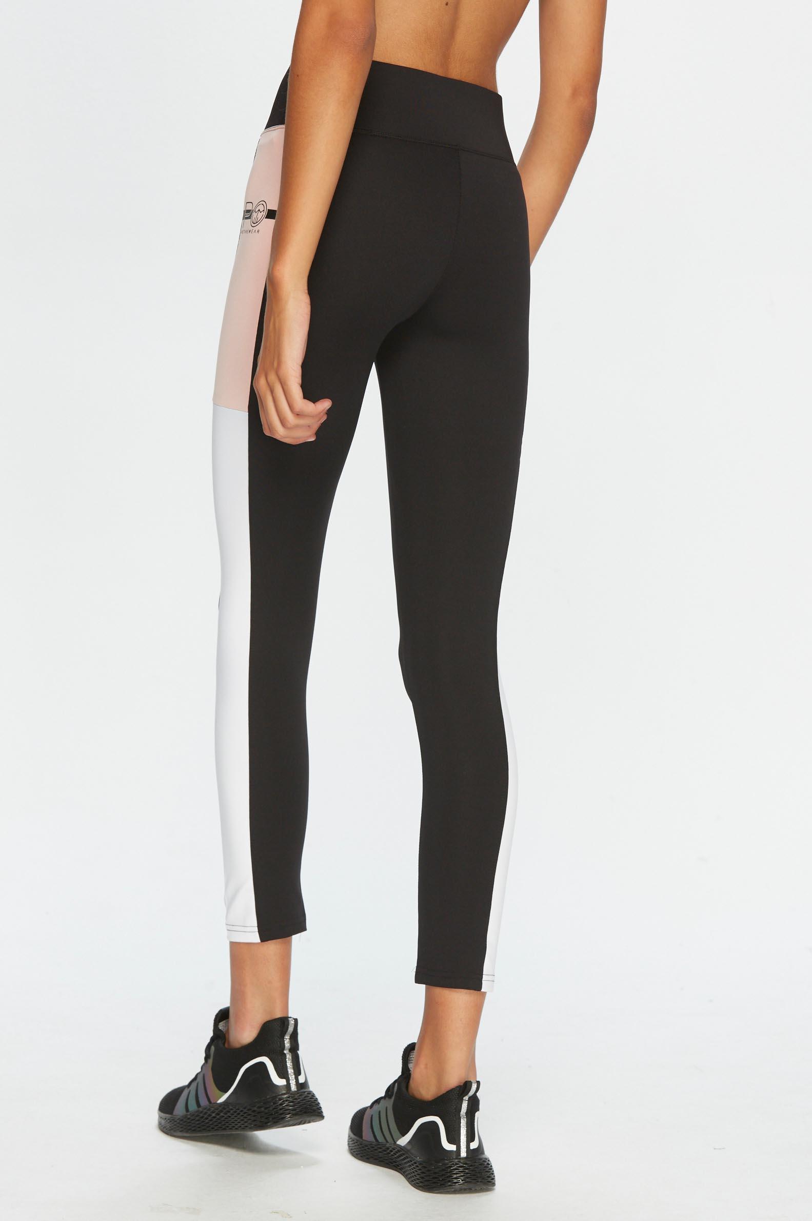 2016 Pantalones 34 Asics Hombre Stripe Knee Tight