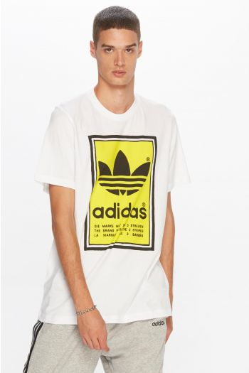 CAMISETA ADIDAS FILLED LABEL HOMBRE
