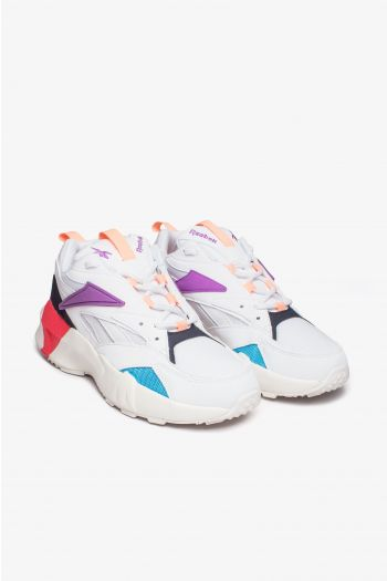 ZAPATILLA REEBOK AZTREK DOUBLE MIX POPS WHITE/GRAPE
