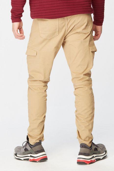 Plns Hombre Pantalon Cargo Jogger qzMSpUV